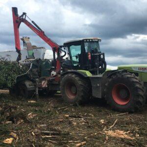 Traktorikäivitusega puiduhakkur JENZ HEM 561/583/593/841 Z