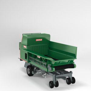Kompostisegaja JENZ MU 1800
