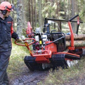 Väiketraktor Lennartsfors IronHorse
