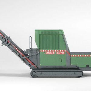 Haamerveski JENZ BA 725 D / DXL