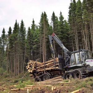Logset 8F GT