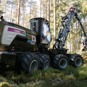 Logset 8H GTE Hybrid