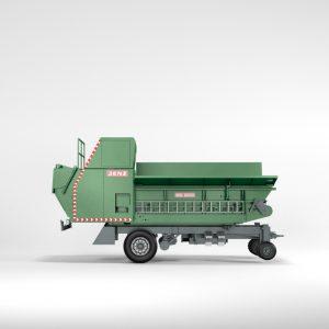 Kompostisegaja JENZ MU 2000