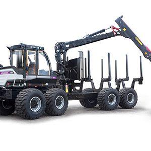 LOGSET metsaveotraktorid