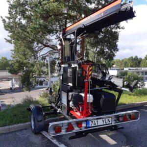 Rendi UUS ketassaega halumasin – PALAX С700 Combi Mobil
